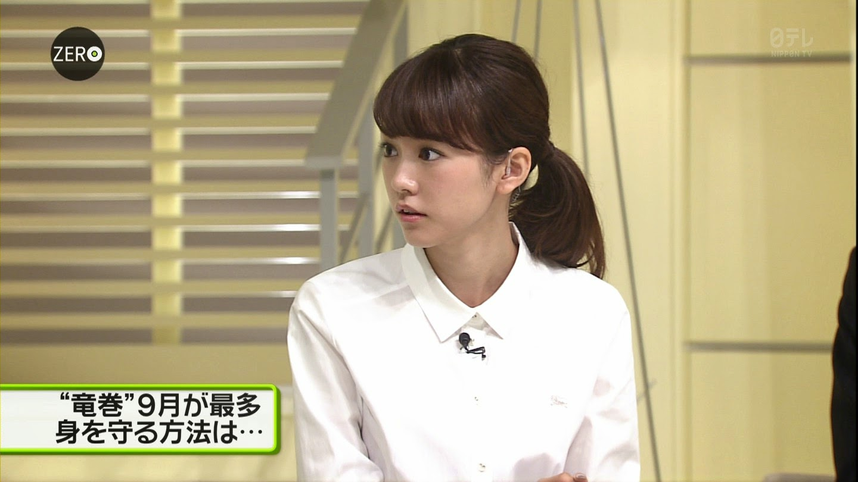 女子アナ画像コレクション: 桐谷美玲 NEWS ZERO 2014年9月2日