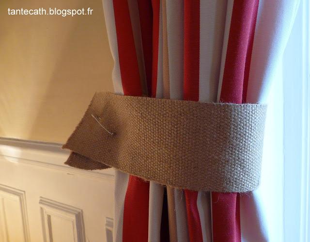 tante cath le blog embrasse pour rideaux. Black Bedroom Furniture Sets. Home Design Ideas