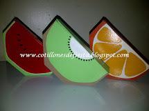Cajas artesanales de frutas