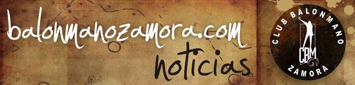 Noticias Balonmano Zamora
