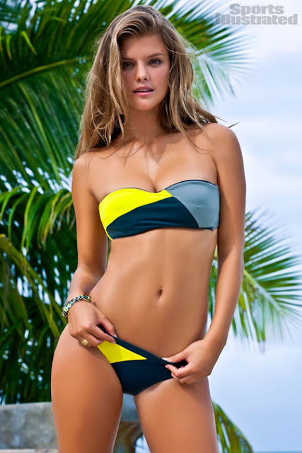 Supermodel Nina Agdal  Cool