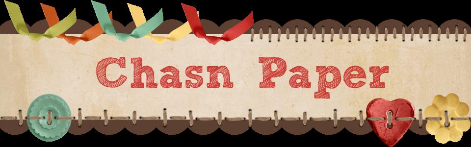 Chasn Paper