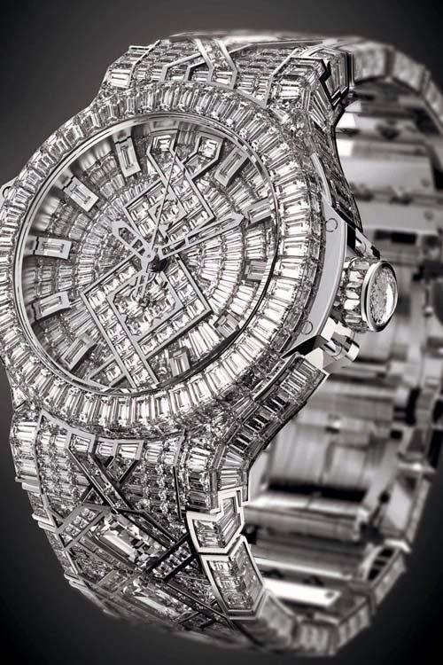 đồng hồ đeo tay hublot