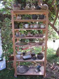 Exposicion Venta Ceramica Gres Santiago