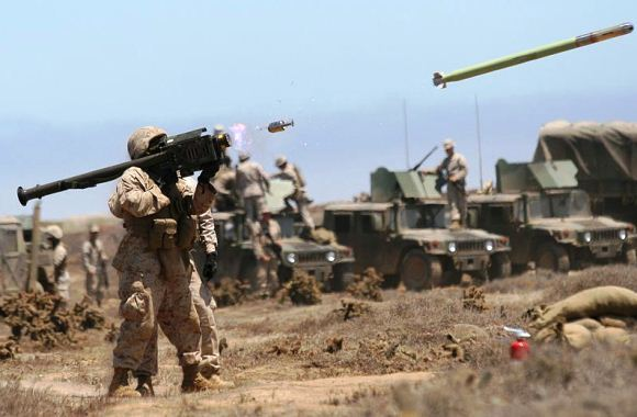 Penembakan rudal Stinger