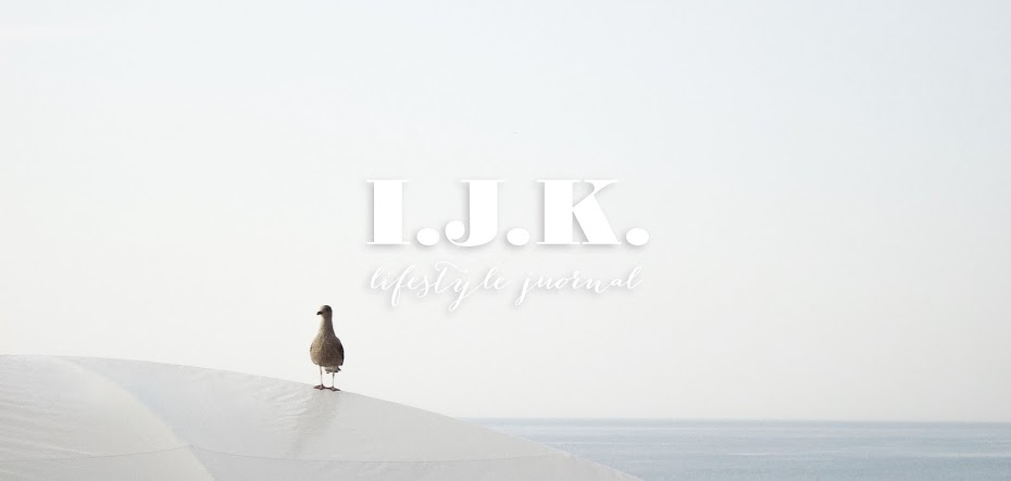 I.J.K. Lifestyle Journal | PL