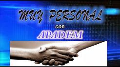 Muy personal con APADEM