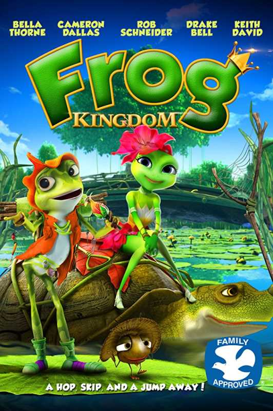 Frog Kingdom 2013 720p Esub BluRay  Dual Audio English Hindi GOPISAHI