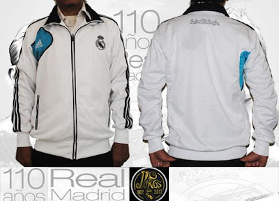 Jaket Real Madrid Home 2012-2013