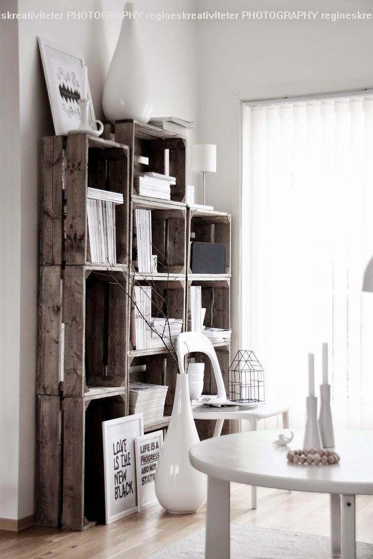 Riciclo creativo idee fai da te per la casa vita su marte - Riciclo creativo casa ...
