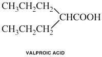 valproic acid side effects