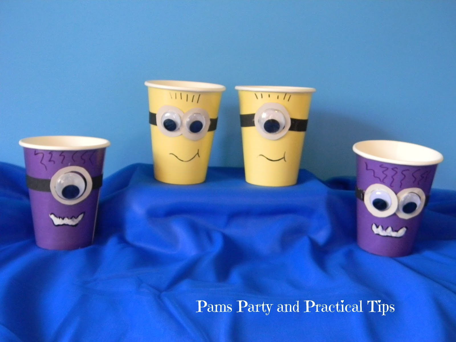 Despicable Me Party Favors | Pams Party & Practical Tips