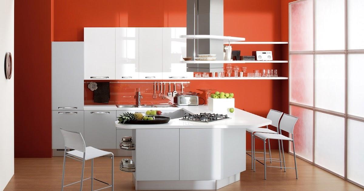 Petite cuisine design id es d co pour maison moderne - Cuisine design petit espace ...