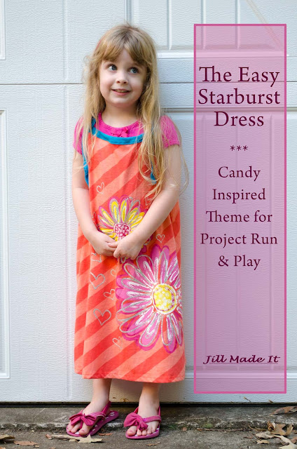 The Easy Starburst Dress