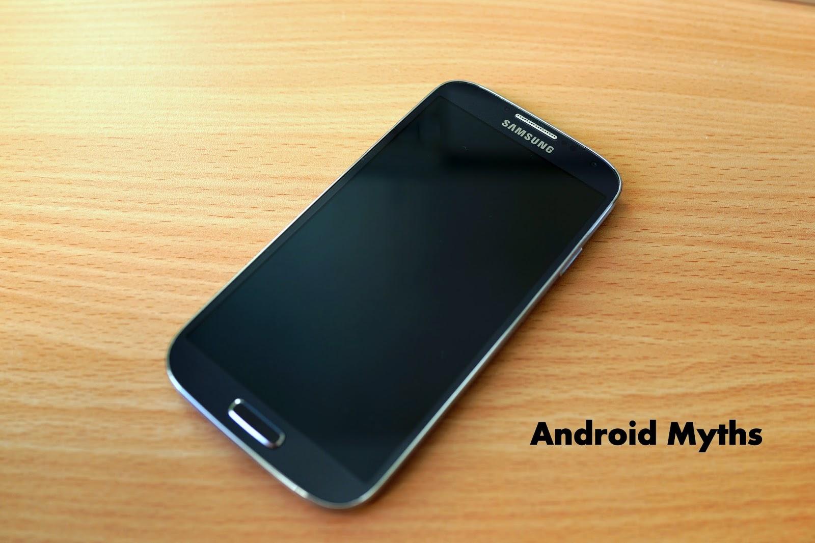 Galaxy S4 - Magazine cover