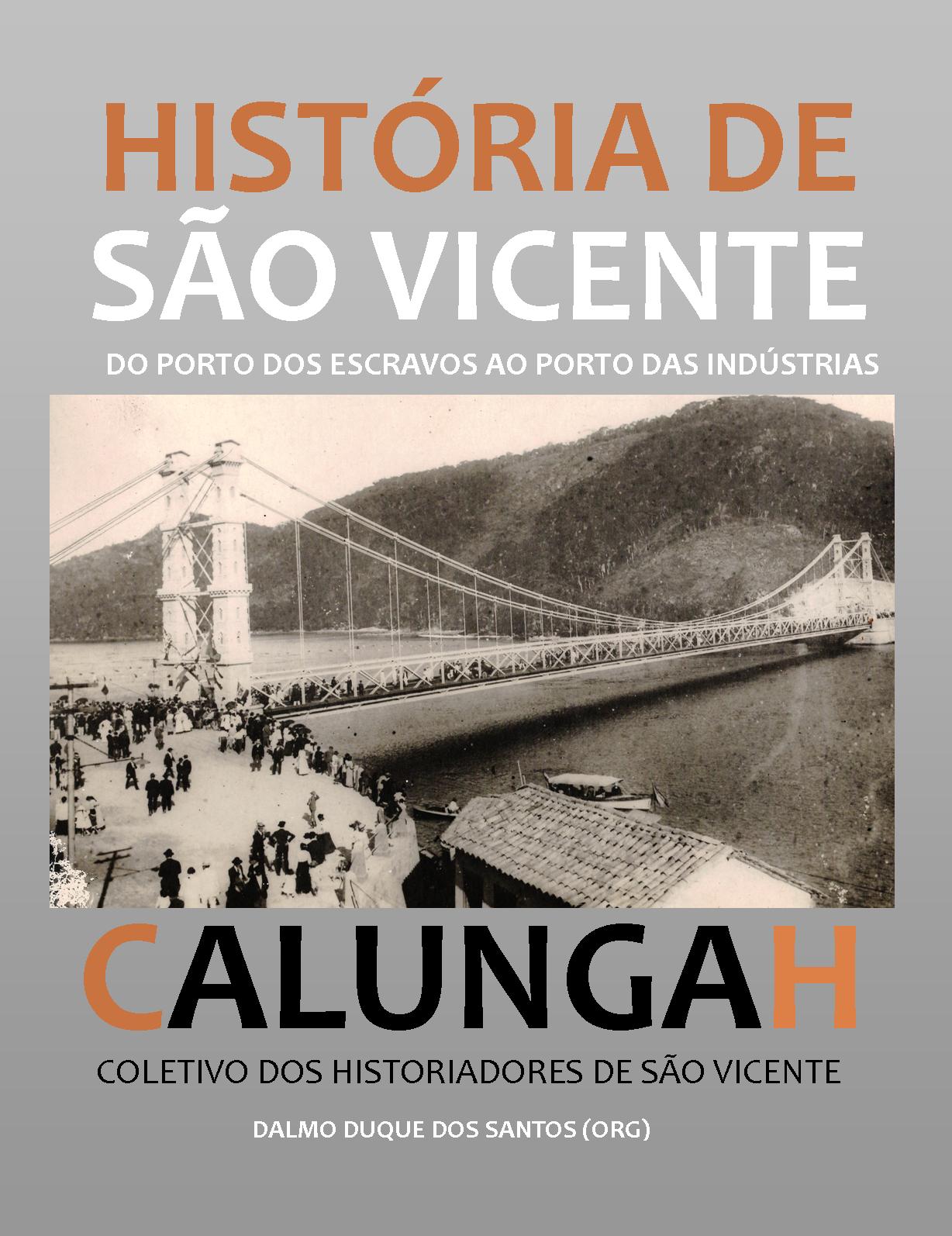 Inauguração da Ponte Pênsil