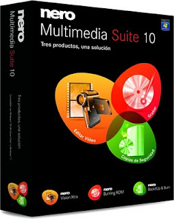 Nero Multimedia Suite 10.6.11300