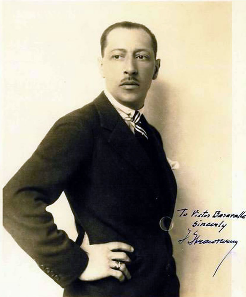"""the key elements in igor stravinskys the rite of spring and the firebird Igor stravinsky: igor in the rite of spring he presented a new concept of music involving constantly changing rhythms in the firebird """"the rite."""