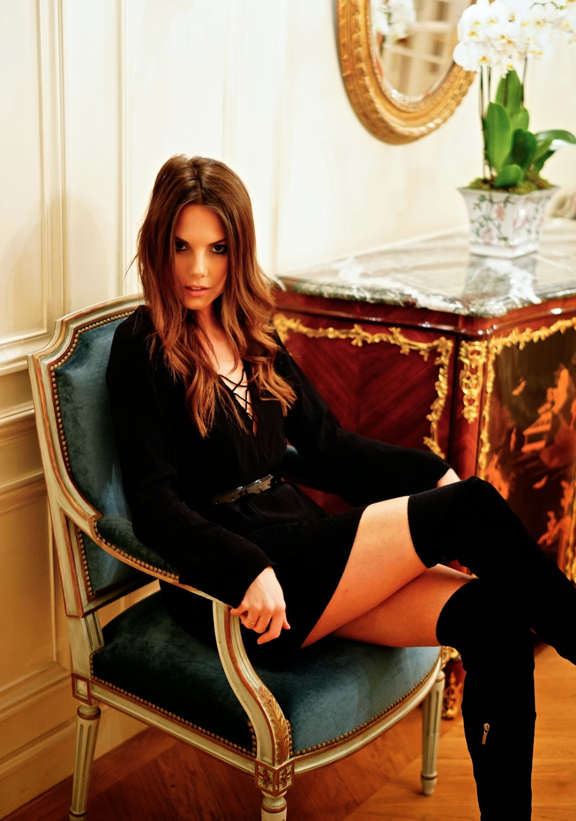 One Night in Paris - The Style Memo