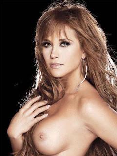 Erika Garc A Posa Desnuda Para Playboy M Ico La Actriz Es