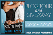 LOVE THE ONE YOU'RE WITH Tour & Giveaway!