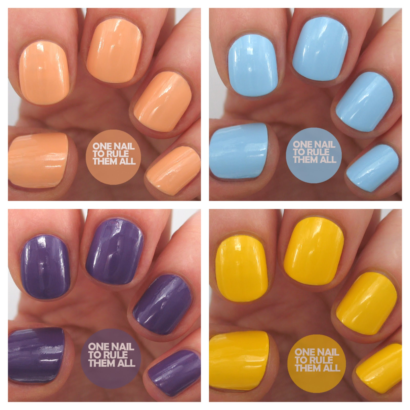 One Nail To Rule Them All: Review Week, Day Four: Deborah Lippmann ...
