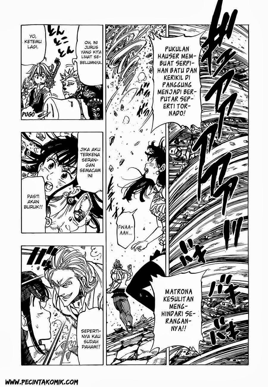 Nanatsu No Taizai Chapter 37-11