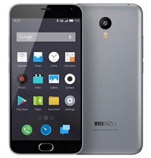Handphone dan Spesifikasi Meizu Metal Harga