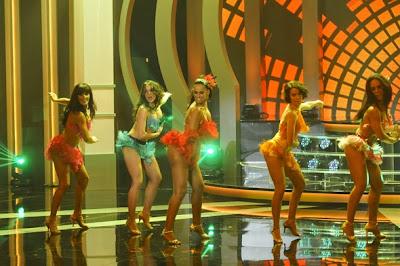 Fotos Rita Pereira na gala da TVI