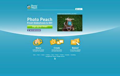 Ir a PhotoPeach