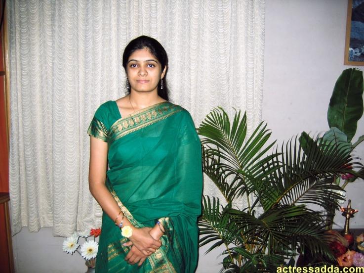 Aunty Saree