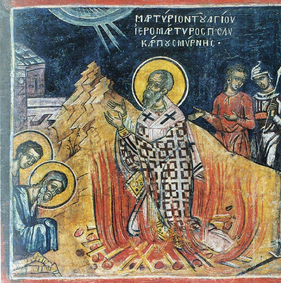 San Policarpo dans immagini sacre s1737004