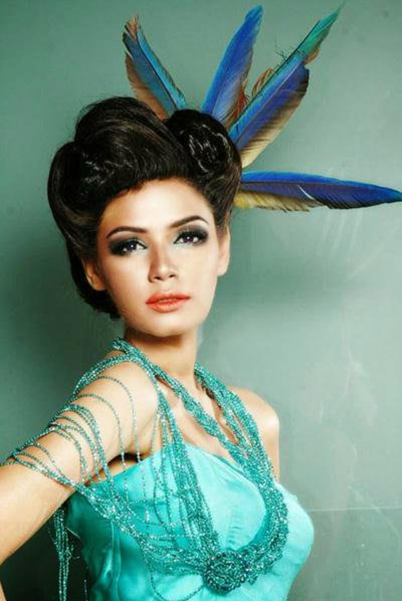 Beautiful Kiran Haq HD Wallpaper