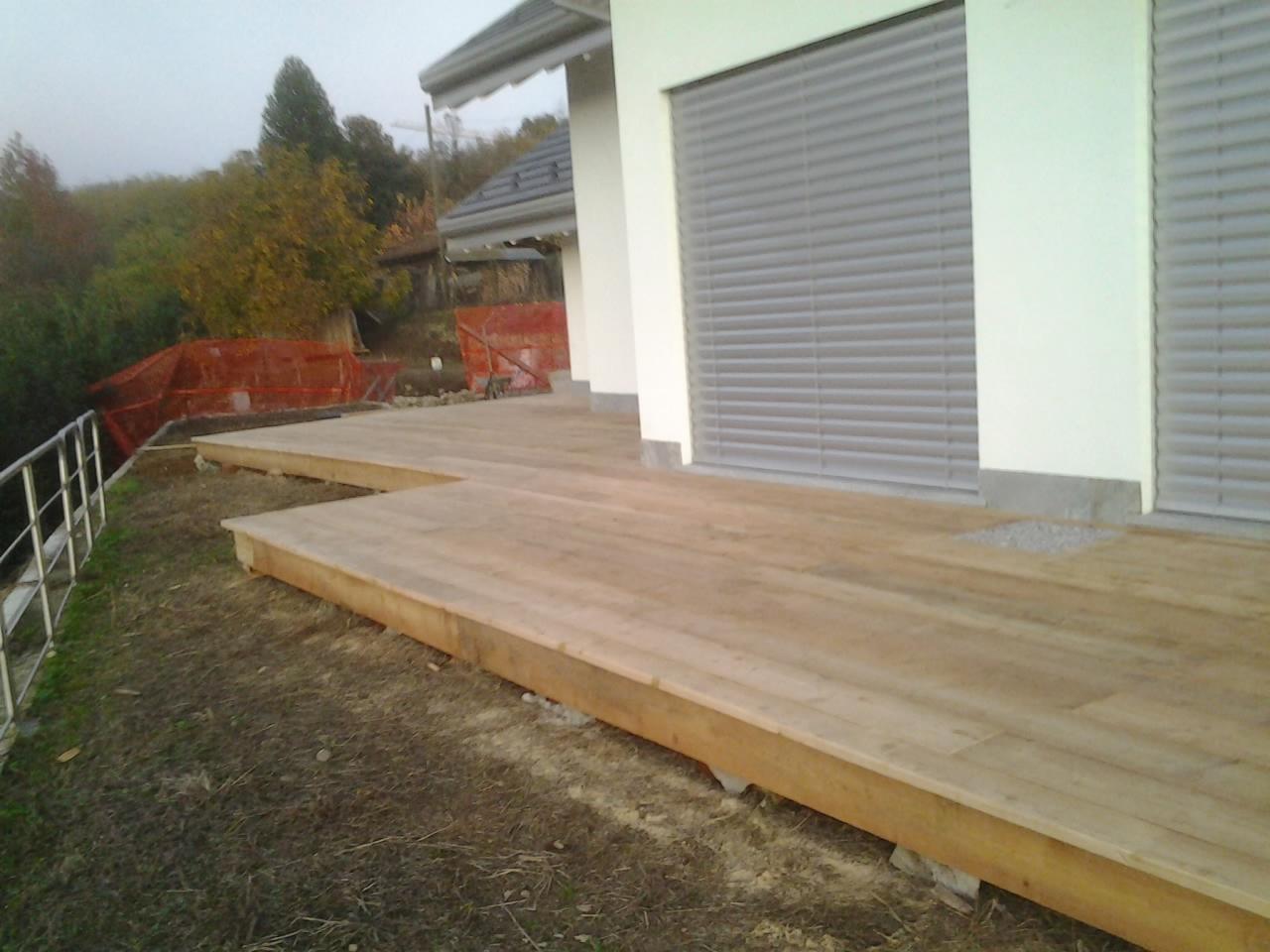 Pedane e marciapiedi esterni for Trovare un costruttore di casa