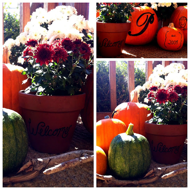 http://stayfitmom4life.blogspot.com, pumpkin, flower pot