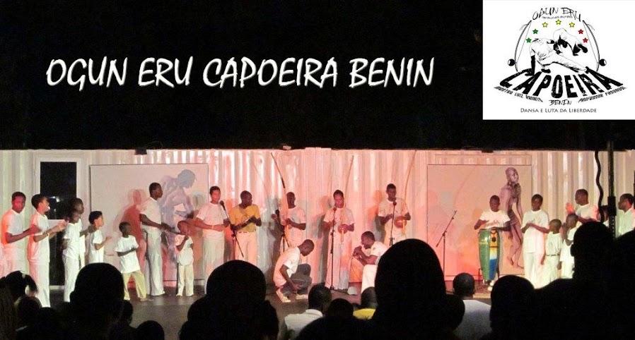 Capoeira au Bénin