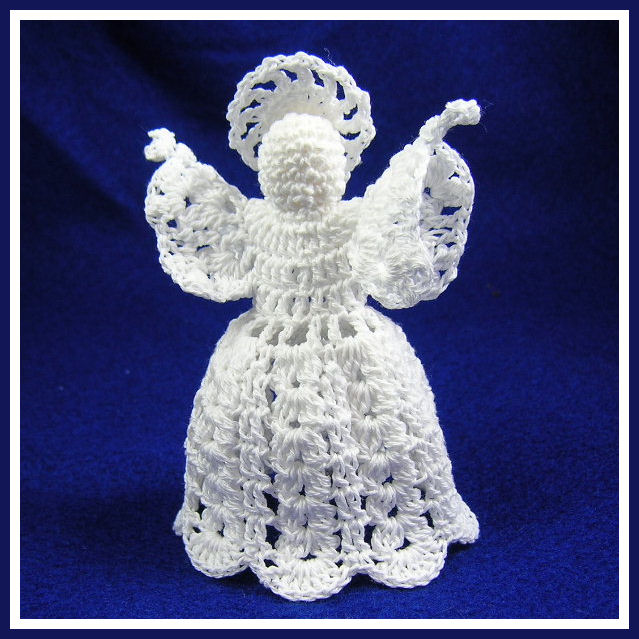 Crochet Angels Patterns Free Related Keywords ...