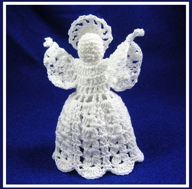 Easy Free Crochet Angel Pattern : 2000 Free Amigurumi Patterns: Little Bobbles Angel Free ...