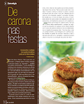 """Quiseram """"Bis""""! Novamente Shirley Santos na Revista Ticket & Negócios!"""