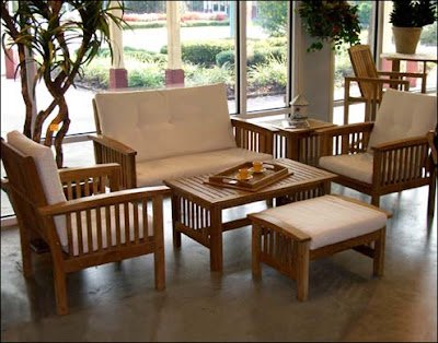 teak patio garden furniture
