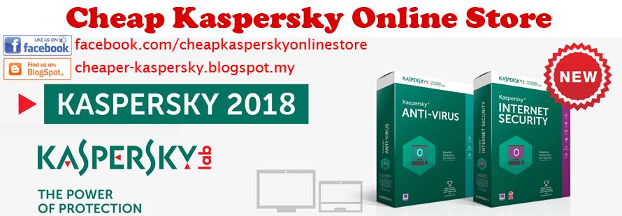 Cheap Kaspersky Online Store
