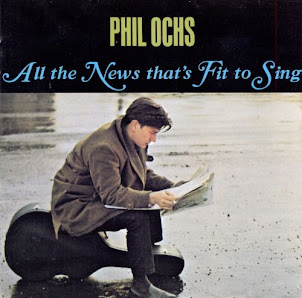 Phil Ochs  All the News That's Fit to Sing-1964-
