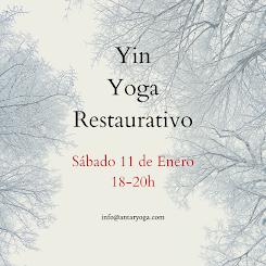 Yin Yoga Restaurativo
