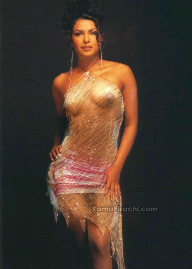 Priyanka Chopra Nude Naked Shoot
