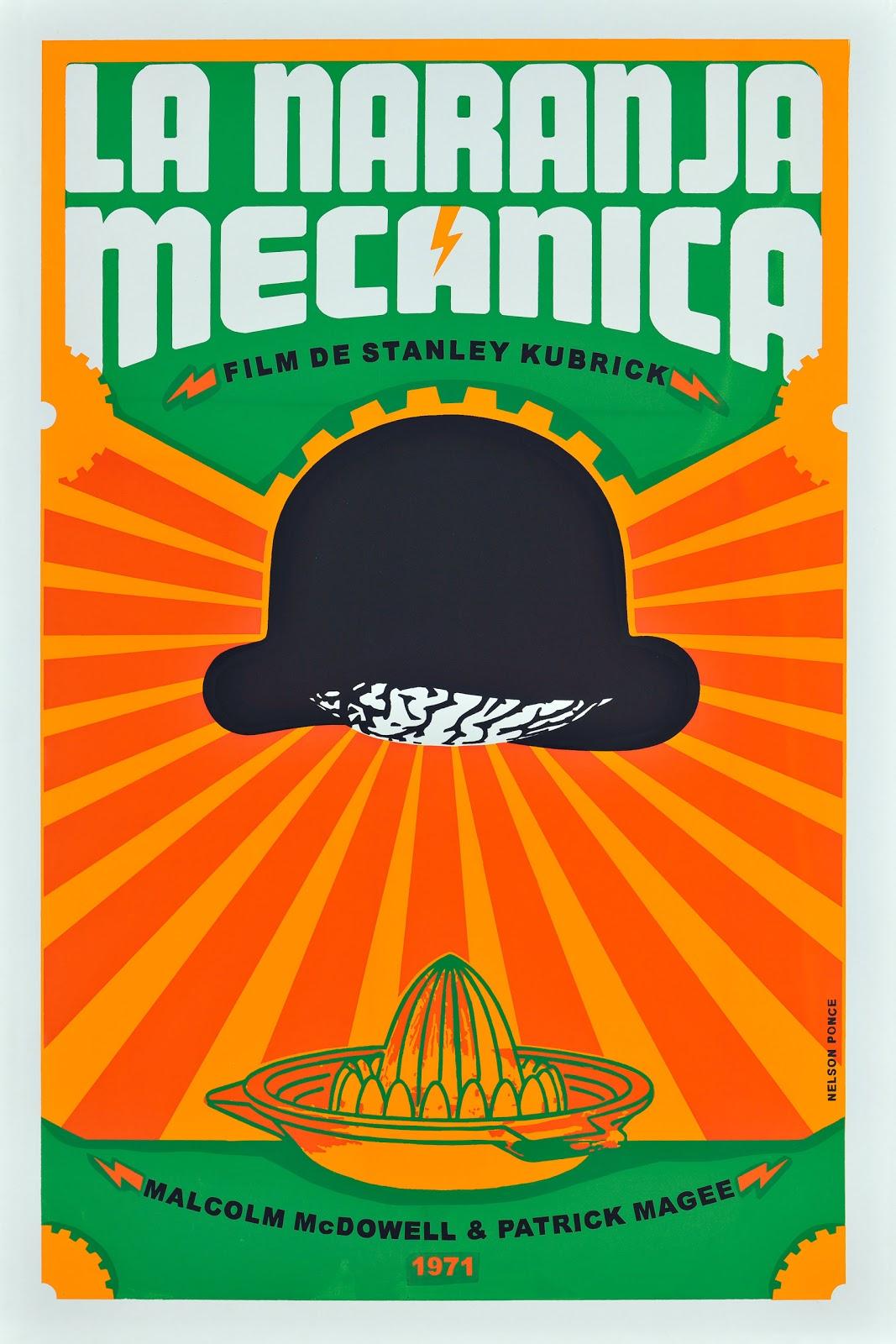 Los scares posters originales de cine cubano llegan a la - Carteles originales ...