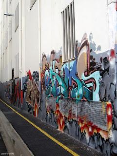tradeshall wall