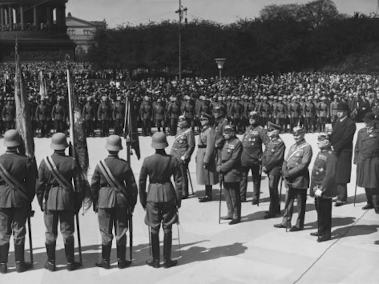 nazi germany in the 1930s A detailed history of the education in nazi germany that includes images, quotations and the main events gcse modern world history - nazi germany a-level - life in nazi germany, 1933–1945 last updated: 5th july, 2018  rust lost his job as a schoolteacher in 1930 after being accused of having a sexual relationship with a student he.