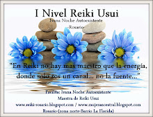 I Nivel Reiki Usui