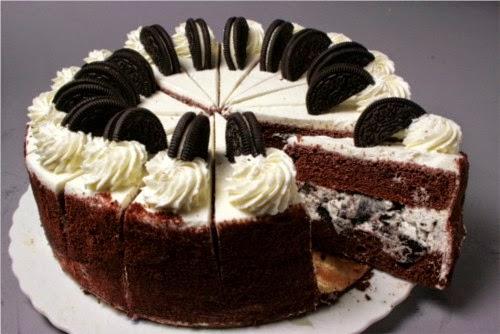 Resepi Kek Oreo Coklat