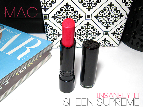 mac insanely it sheen supreme
